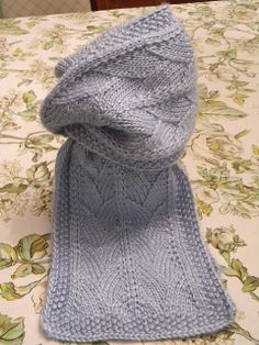 Free Pattern: mgasson35's Blue Dragon Skin. Go to 'About this Pattern' on right for link to Dragon Skin pattern