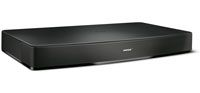 """Fits Under Most TVs 46 """" To 50 """" Or On A Shelf/ Only One Connection To The TV/ Advanced Bose Technology/ Black Finish"""
