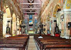 St Francis Church the oldest European church in India. Fort Kochi, Kochi, Kerala