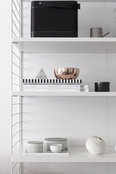 Louise Roe Objects - via Coco Lapine Design
