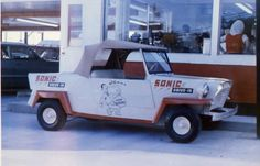 Sonic Car from the 1960's