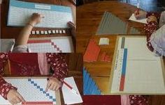 Ah ! Si on enseignait les maths autrement !…   Lycée International Montessori – Ecole Athéna – Le blog de Sylvie d'E.