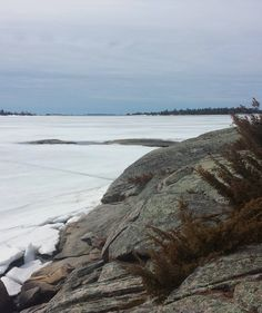 Georgian Bay. It's pretty any time of year. 😍