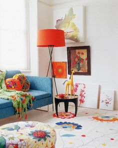 colorful living rooms 42 ideas