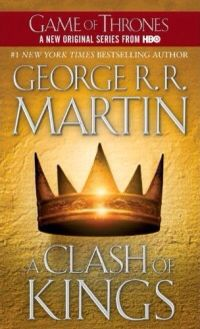 George R.R. Martin - A Song of Ice and Fire #2 (read)