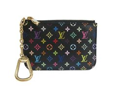 #LOUISVUITTON Pochette cles Coin Case Monogram Multicolor M93735 (BF111290): Authenticity guaranteed, free shipping worldwide & 14 days return policy. Shop more #preloved brand items at #eLADY: http://global.elady.com