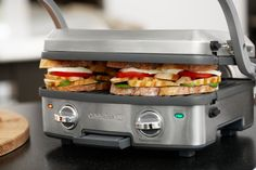 Calphalon 5-in-1 Removable Plate Grill ~ perfect as a #panini press!