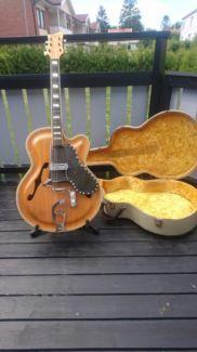 Roger Rossmeisl Gitarre in Niedersachsen - Delmenhorst | Musik und CDs gebraucht kaufen | eBay Kleinanzeigen