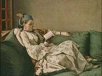 Marie-Adélaïde de France Jean Etienne Liotard 1752