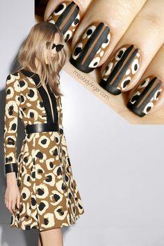 Gucci Prefall14 #nail #nails #nailart