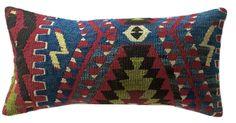 Pillow - Vintage Kilim Pillow