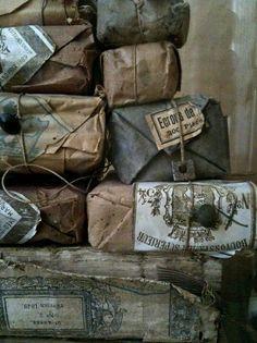 Letterology: A Baker's Dozen of Bread Wrappers