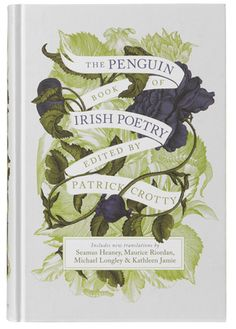 The Penguin Book of Irish Poetry DESIGNER 
