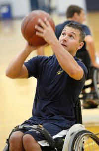 West York vet shows off skills at Wounded Warrior Games - York Dispatch