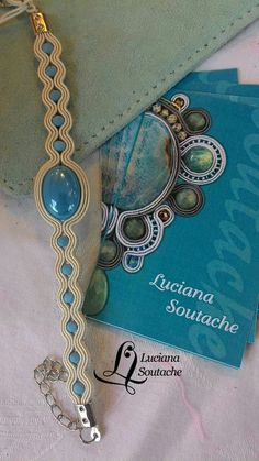 Soutache Bracelet, Soutache Jewelry, Earring Trends, Shibori, Facebook Sign Up, Jewelery, Pearls, Wallet, Bracelets