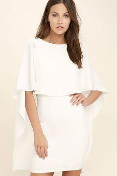 Little White Dresses Long Short For Women