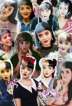 Melanie Martinez Collage
