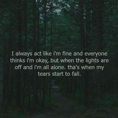Why My Tears Start To Fall quotes quote sad quotes depression quotes sad life quotes quotes about depression