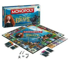 #Monopoly #Brave Collector's Edition - I want to play as the Pie that Turns You Into a Bear! #BearPie