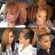 Versatility! - http://www.blackhairinformation.com/community/hairstyle-gallery/natural-hairstyles/versatility-2/ #naturalhairstyles