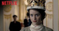 #TheCrown, nova série de época da Netflix, ganha seu primeiro trailer