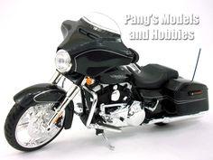 Harley - Davidson Street Glide Special 2015 1/12 Scale Diecast Metal Model by Maisto