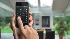 Control4 Smart Home, Iphone, Interior Design, Home Decor, Journal, Bedroom, Building, Blog, Furniture
