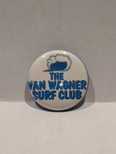 Surf Rock Band Button, Featuring The Van Wagner Surf Club Cool Kids Club, Charitable Donations, Tell The World, Cool Bands, Surfing, Van, Buttons, Rock, Cool Stuff