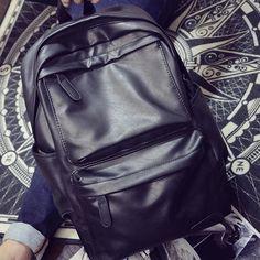 กระเป๋าเป้ กระเป๋าหนัง แฟชั่นเกาหลี ราคา 890 บาท  #Preorder รหัส KB008 ไม่มีวันปิดรอบ สั่งซื้อได้ทุกวัน รอสินค้า 15-20 วัน http://www.kjfashionstyle.com/product/3950/  ค่าจัดส่งสินค้า ลงทะเบียน ตัวแรก 30 ตัวถัดไปเพิ่ม 10 บาท แบบ EMS ตัวแรก 50 ตัวถัดไปเพิ่ม 15 บาท  สนใจสั่งซื้อได้ทุกช่องทาง #Line@ : http://line.me/ti/p/%40rwq6084q #LINESHOP : https://shop.line.me/app/shop/end?shopId=42444 #Inbox: http://www.fb.com/messages/fashionstyle.kj #เว็บไซต์ : http://www.kjfashionstyle.com  #กระเป๋า