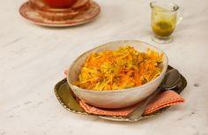 Salada marroquina de cenoura | Panelinha - Receitas que funcionam