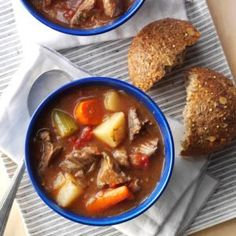 15: Classic Beef Stew