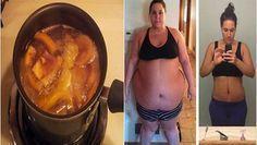 Lo único que hago es hervir 2 ingredientes todos los días y logré perder 35kg en 2 meses y 15 días ¡Te Lo Recomiendo!