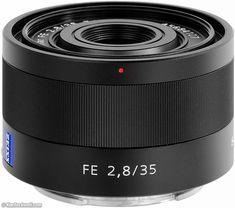 Sony ZEISS 35mm f/2.8 FE