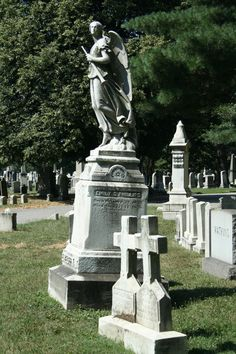 Greenmount cemetery, Baltimore Md.
