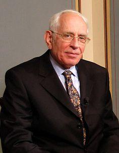 Yves Chauvin, prix Nobel de Chimie en 2005.