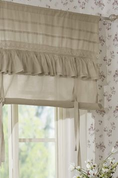 Jotex Beige MEMORY roll-up gardin