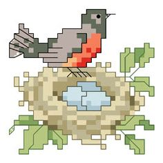 Robin's Nest free chart