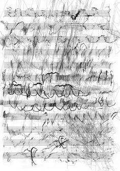 Variations Van Gogh, Compositions for small motors and robots - Marcello Mercado, 2014