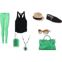 mint, i LOOOOVE this outfit.