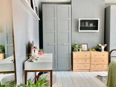 White Floorboards in our Bedroom | Becky Freeman Lifestyle