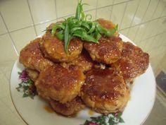 紅燒豆腐肉餅食譜、作法   Hank Chung的多多開伙食譜分享