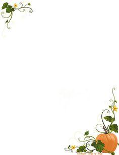 Pumpkin Vines Stationery | by sweetprettyflowers