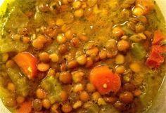 Vegan Lentil Soup from http://fitnuthealth.com