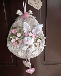 1 million+ Stunning Free Images to Use Anywhere Bunny Crafts, Felt Crafts, Easter Crafts, Crafts To Make, Crafts For Kids, Diy Crafts, Spring Crafts, Holiday Crafts, Easter Bunny