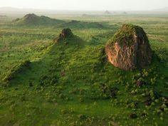 Boma national park, South Sudan