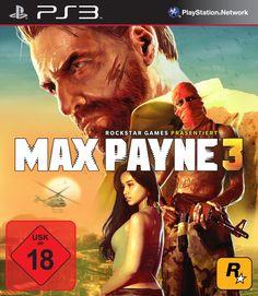Max Payne 3: Playstation 3: Amazon.de: Games