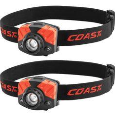 Coast FL72 headlamp