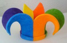 Sombreros fiesta goma espuma - Imagui