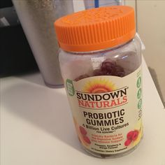 #ad love my new #sundownprobioticgummies #freesample