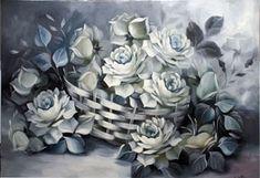 rosas monocromaticas